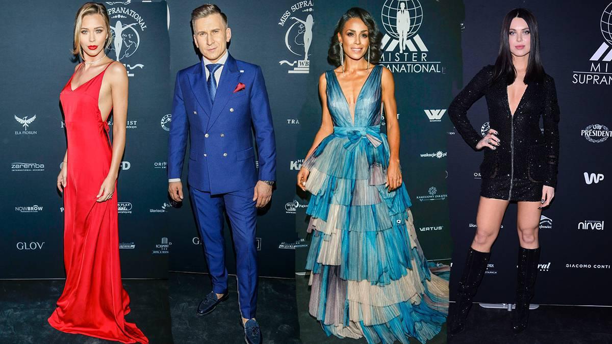 Gwiazdy na Miss Supranational 2019