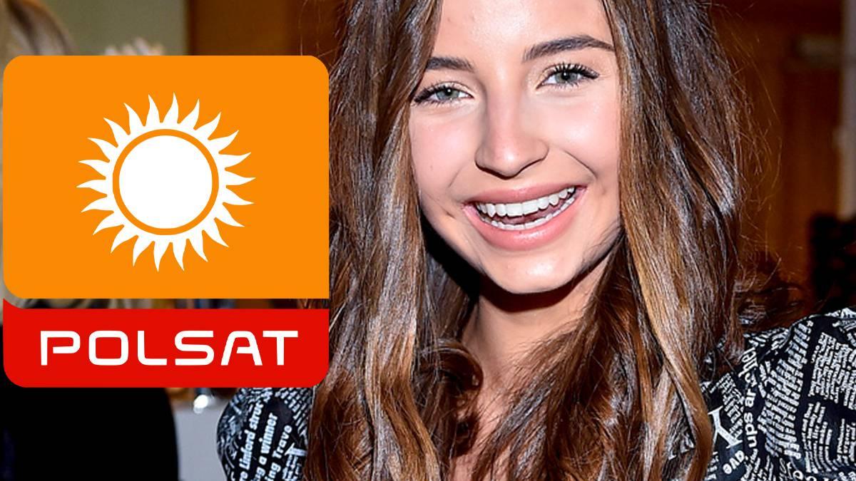 Julia Wieniawa nową gwiazdą Polsatu