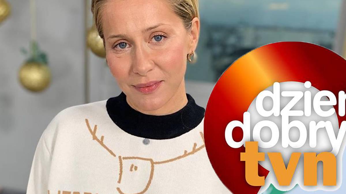 Kasia Warnke w programie DDTVN
