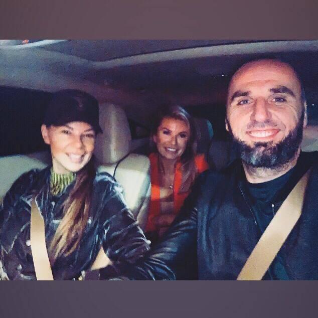 Marcin Gortat i Edyta Górniak w LA