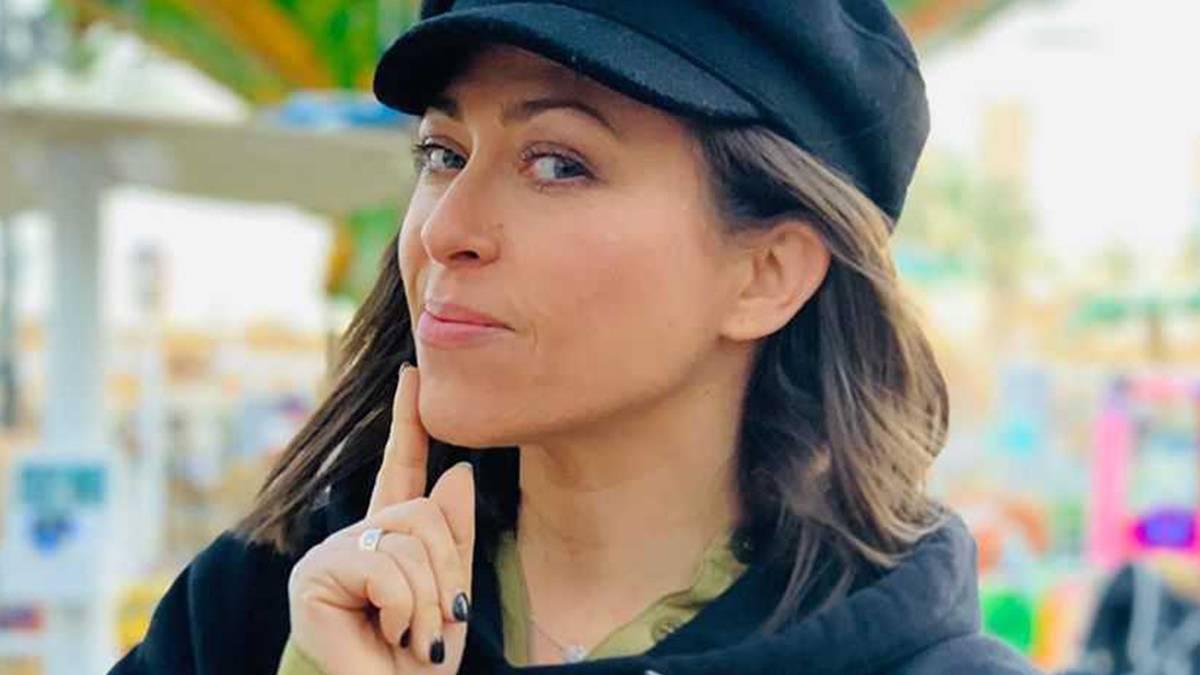 Natalia Kukulska - fryzura na sylwestra 2019