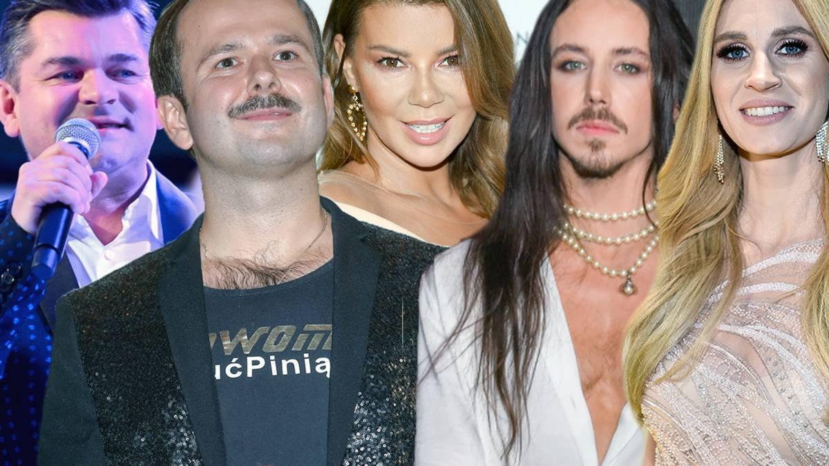 Sylwester 2019 - gdzie wystąpią gwiazdy?