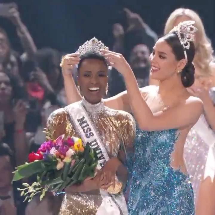 Zozibini Tunzi została Miss Universe 2019