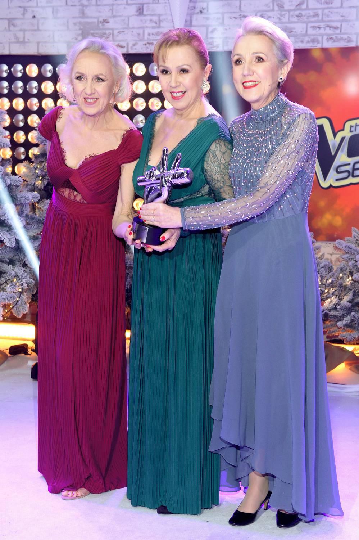 Siostry Szydłowskie na finale The Voice Senior