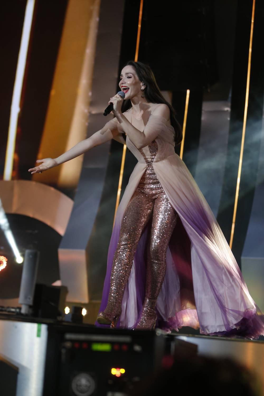 Sylwester TVP 2019 - Natalia Oreiro