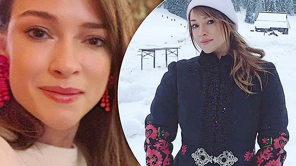 Alicja Bachleda-Curuś – święta 2019 w Polsce