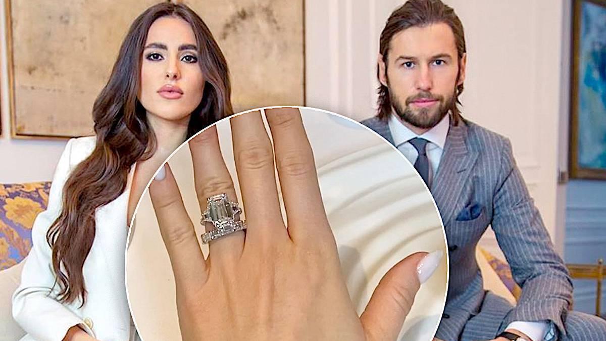 Celia Jaunat i Grzegorz Krychowiak wzięli ślub