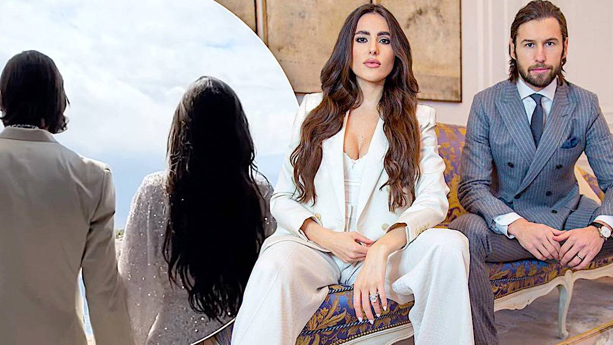 Celia Jaunat – suknia ślubna