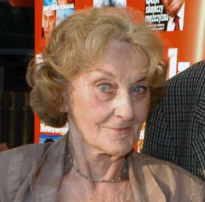 Irena Laskowska nie żyje. Miała 94 lata