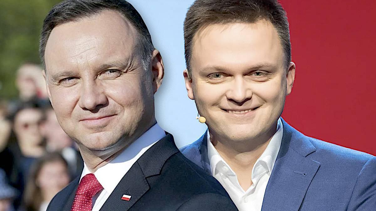 Andrzej Duda, Szymon Hołownia