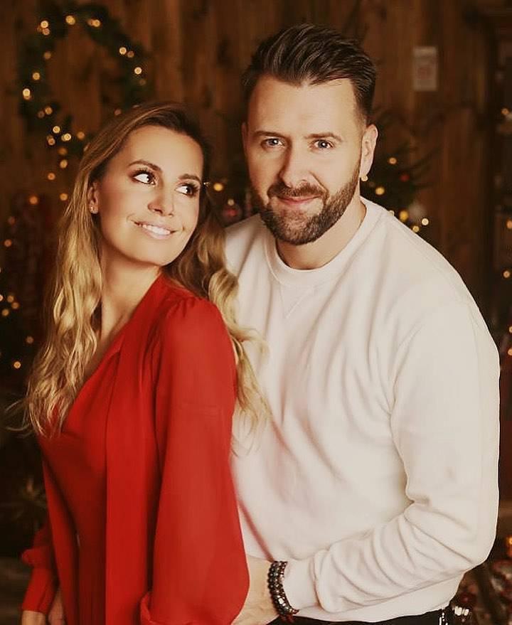 Agnieszka i Grzegorz Hyży – święta Bożego Narodzenia 2019