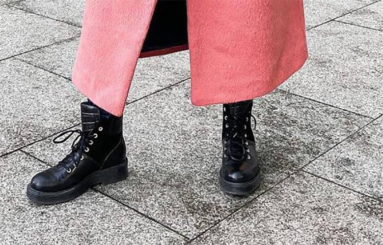 Julia Wieniawa wybrała buty z sieciówki