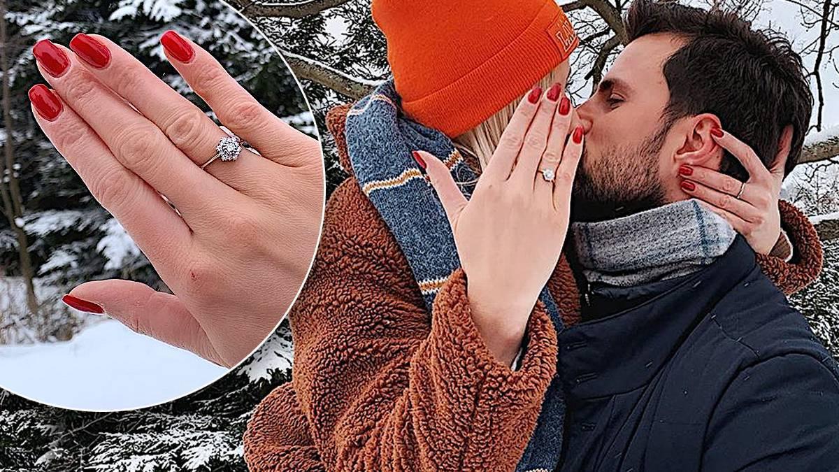 Magda Swat zaręczyła się