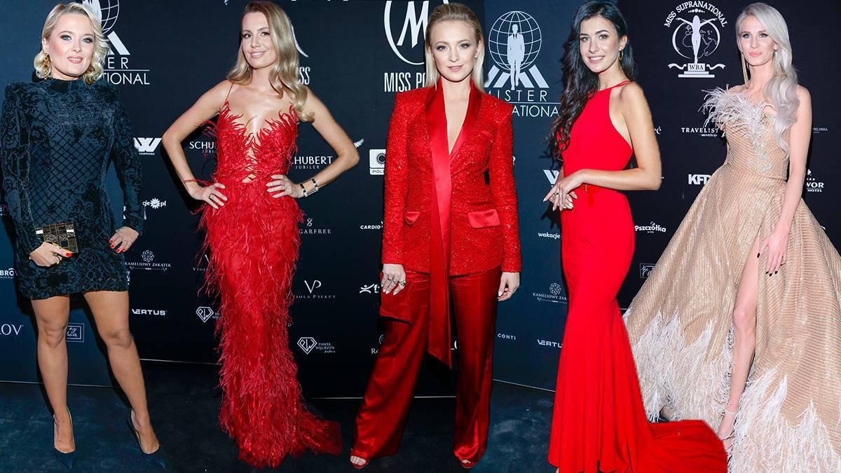 Gwiazdy na wyborach Miss Polski 2019
