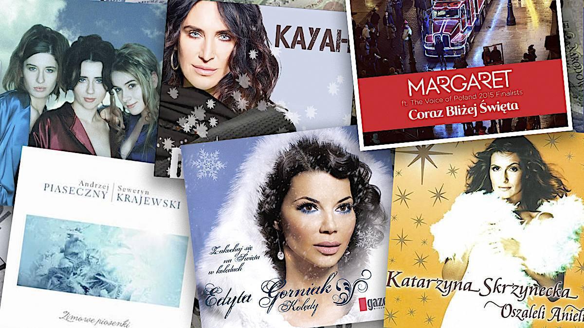 Ile zarabiają polskie gwiazdy na świątecznych piosenkach?