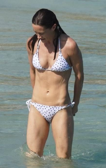 Pippa Middleton na St Barts