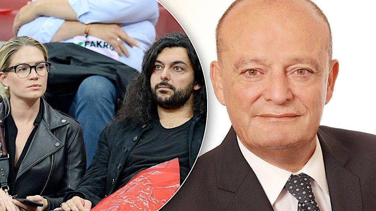Riad Haidar stracił pracę w szpitalu