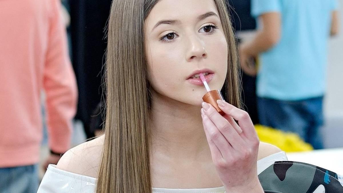 Roksana Węgiel, makijaż