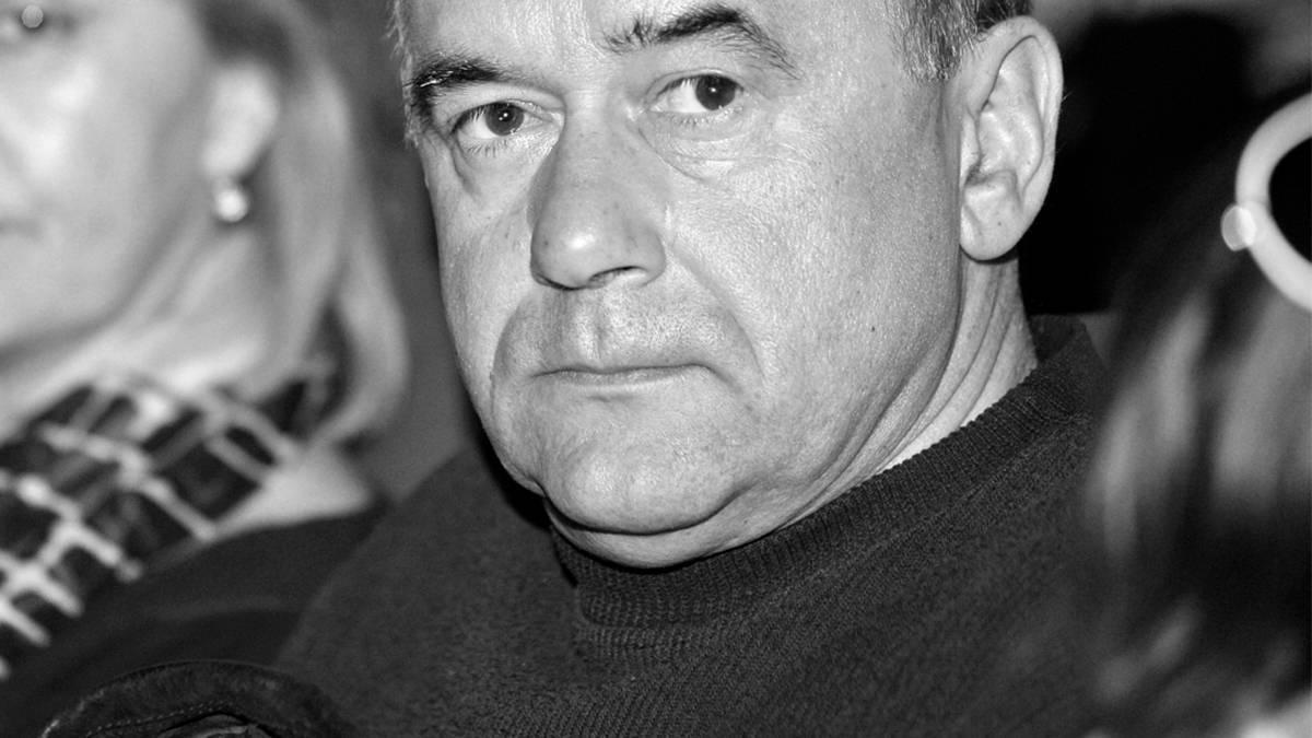 Ryszard Radwański nie żyje. Na co zmarł?