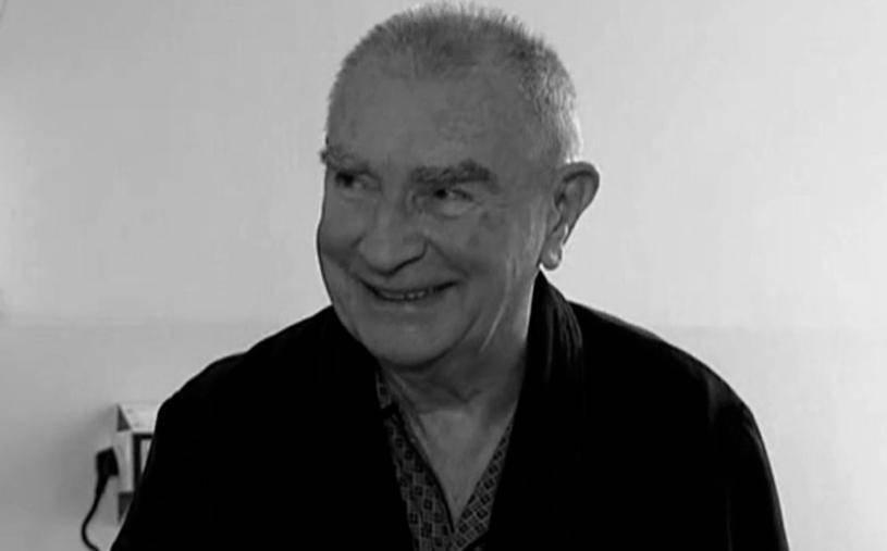 Ryszard Szadaj nie żyje