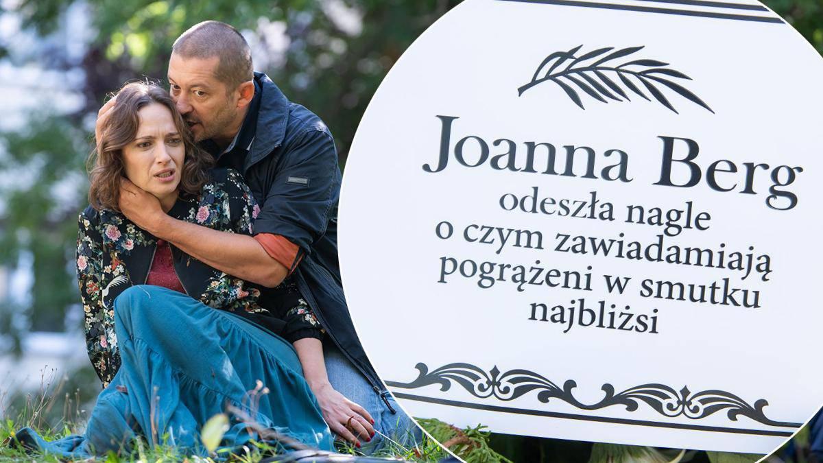 """Psychopata z """"Na Wspólnej"""" zamorduje Joannę? Producenci podkradli pomysł twórców """"M jak miłość"""""""