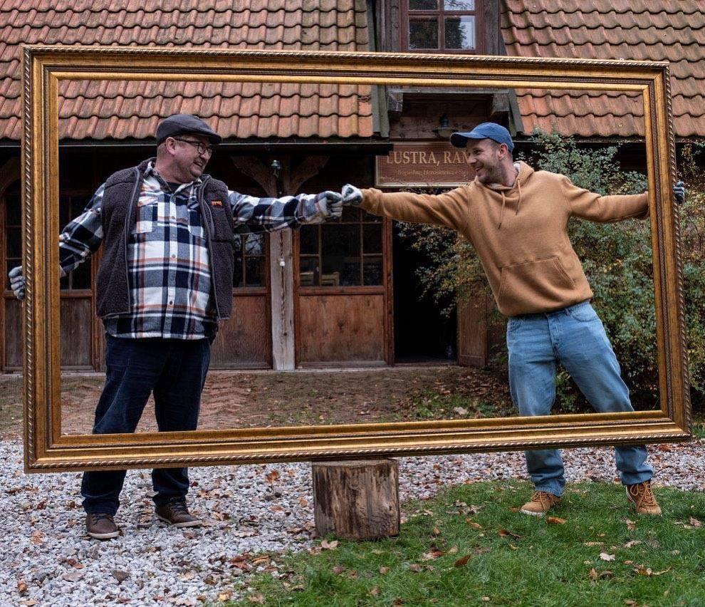 Antek Królikowski pokazał zdjęcie z ojcem