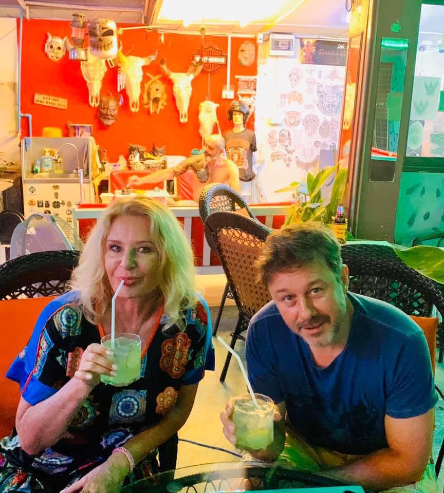 Andrzej Piaseczny i Majka Jeżowska