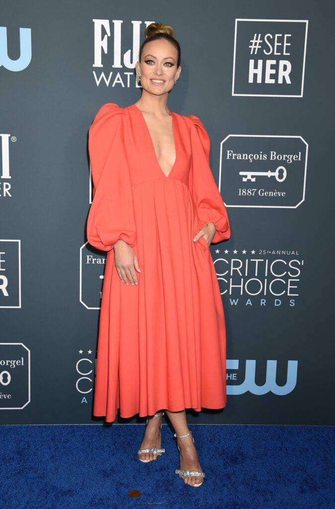 Olivia Wilde - Critics' Choice Awards 2020