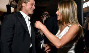 Jennifer Aniston i Brad Pitt SAG Awards 2020