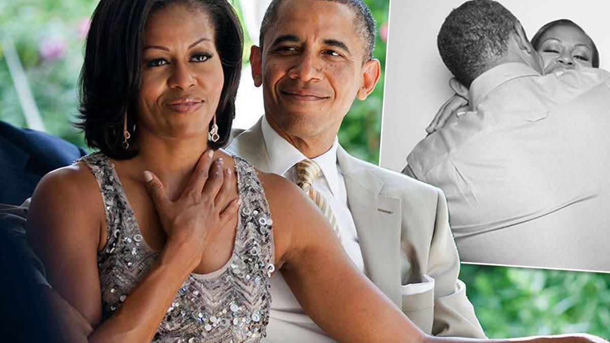 Barack i Michelle Obamowie