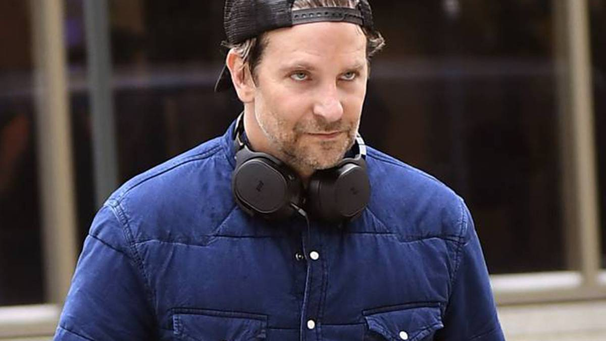 Bradley Cooper pojawił się publicznie pierwszy raz po rozstaniu z Iriną Shayk