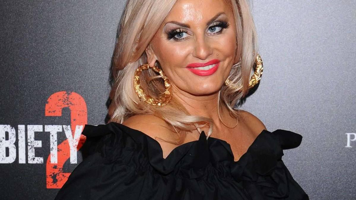 Dagmara Kaźmierska - makijaż