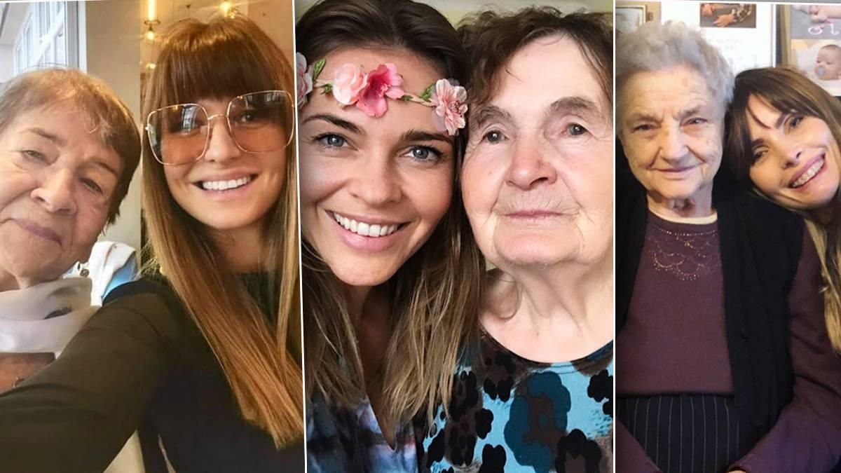 Gwiazdy świętują Dzień Babci 2020