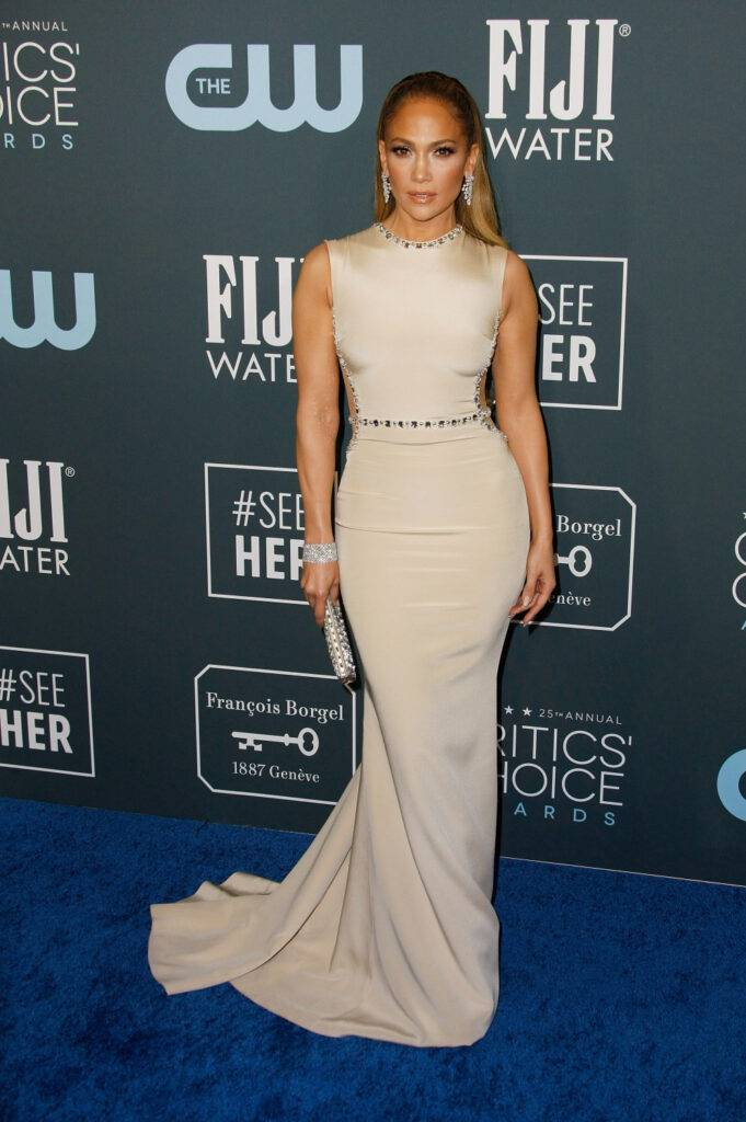 Jennifer Lopez - Critics' Choice Awards 2020