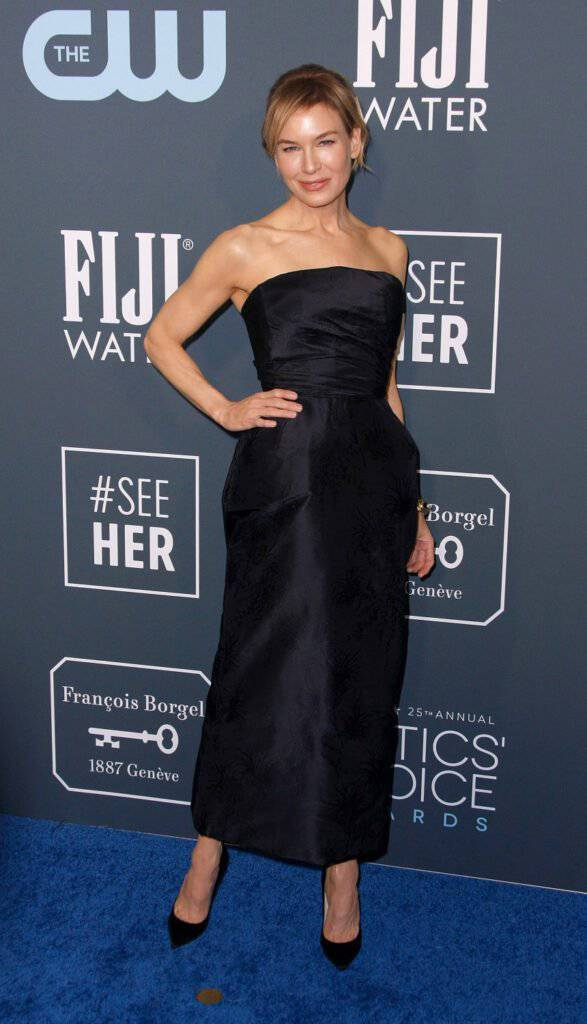Rene Zellweger - Critics' Choice Awards 2020