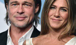 Jennifer Aniston i Brad Pitt - SAG Awards 2020