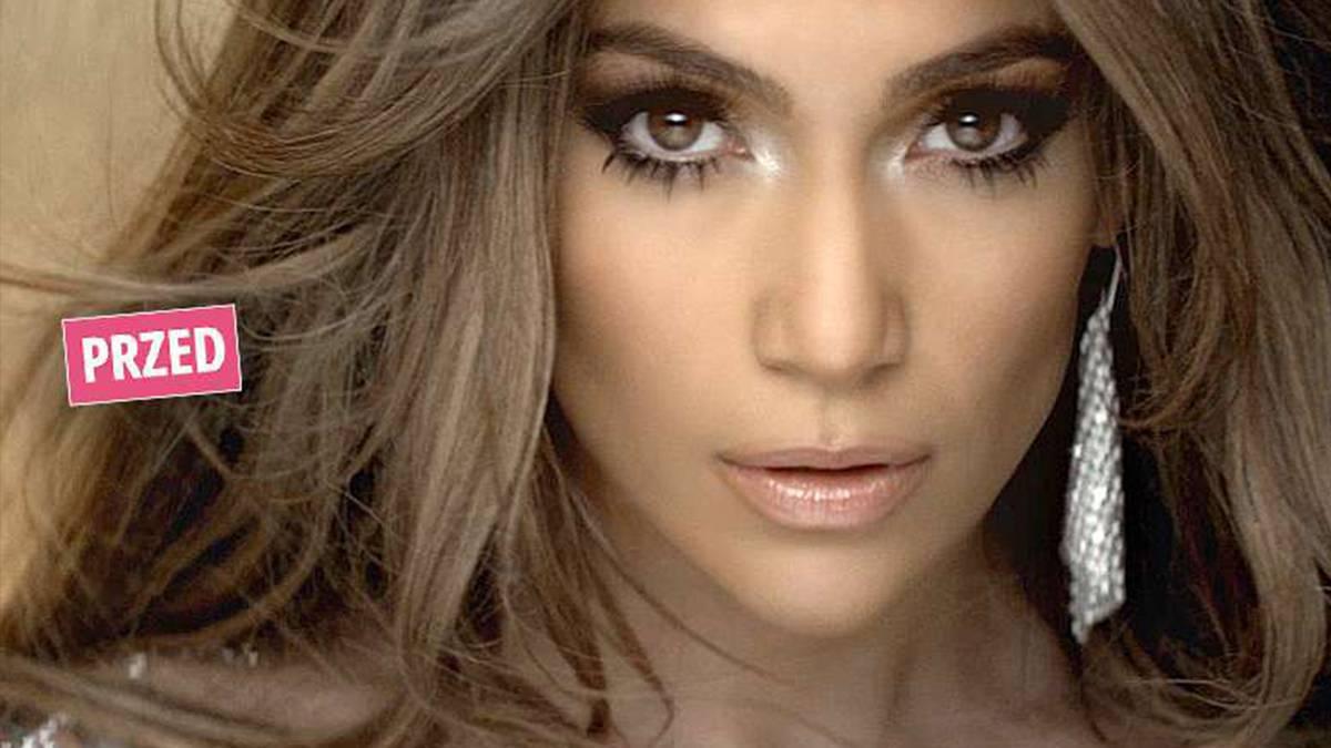 Jennifer Lopez w kampanii dla Guess zmieniła fryzurę