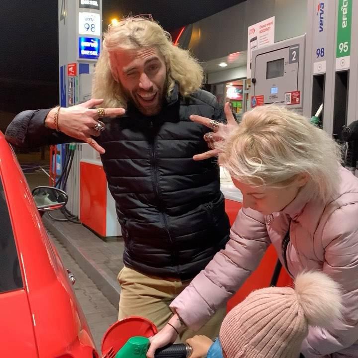 Kamil Lemieszewski ma nowy samochód