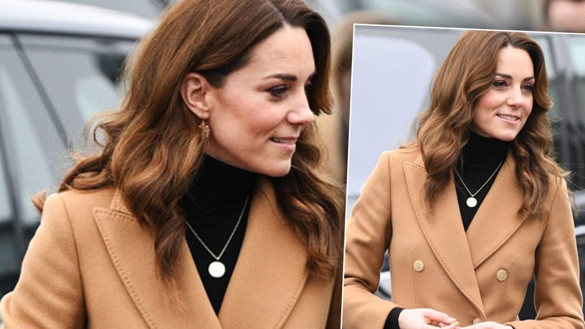 Księżna Kate w nowej fryzurze