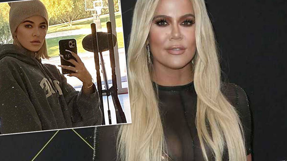 Khloe Kardashian chudnie w oczach
