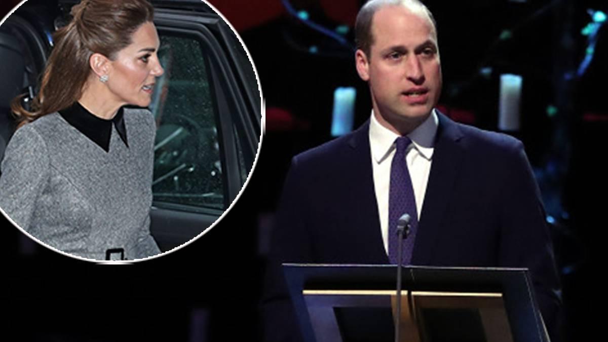 Książę William - przemówienie