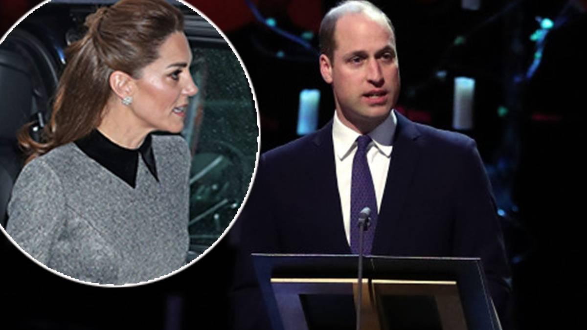 Księżna Kate i książę William w Westminsterze