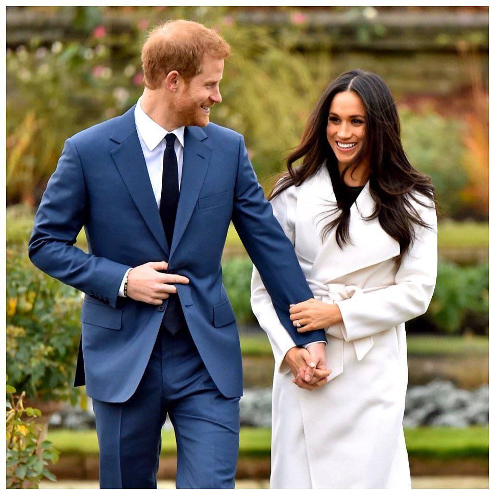 Meghan i Harry wycofują się z pełnienia obowiązków służbowych