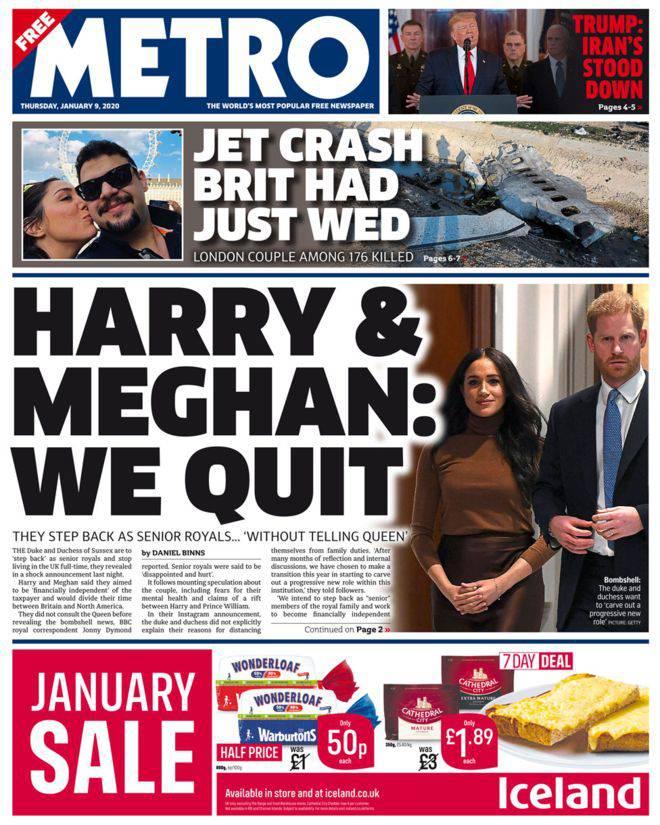 OFICJALNIE: Królowa opublikowała oświadczenie. Zapadła decyzja ws. Meghan i Harry'ego zdjecie 1