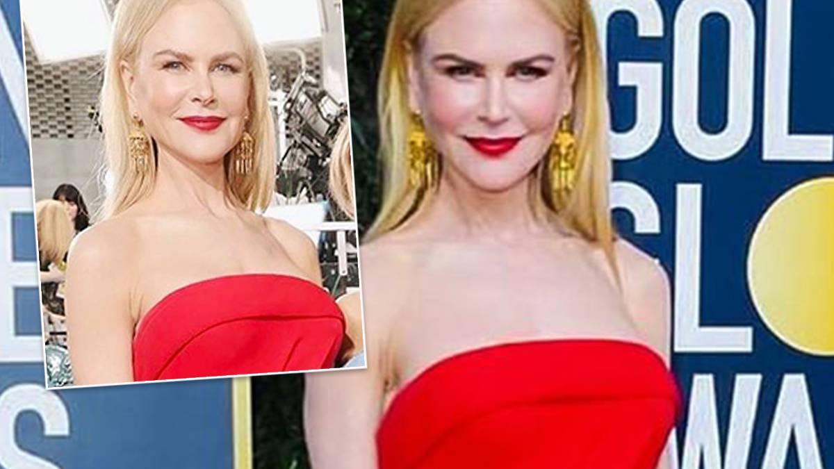 Nicole Kidman - Złote Globy 2020