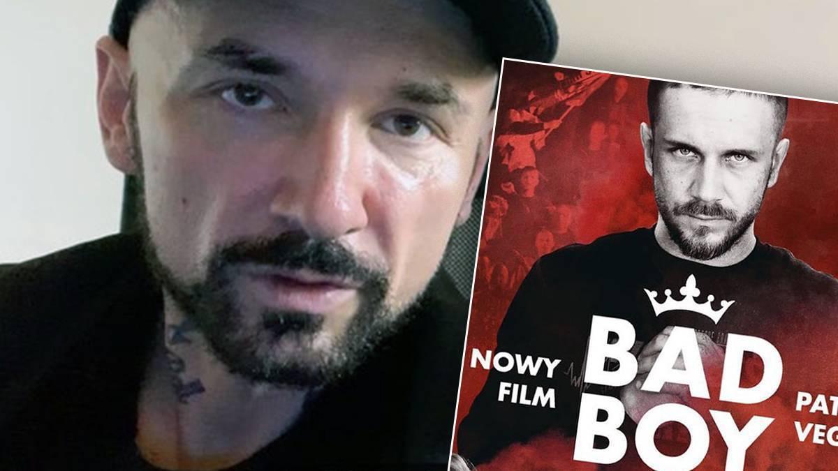 Patryk Vega - plakat filmu Bad Boys