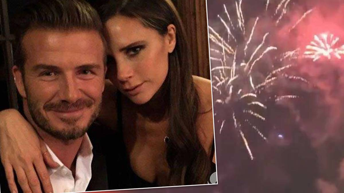 Sylwester 2019 u Beckhamów