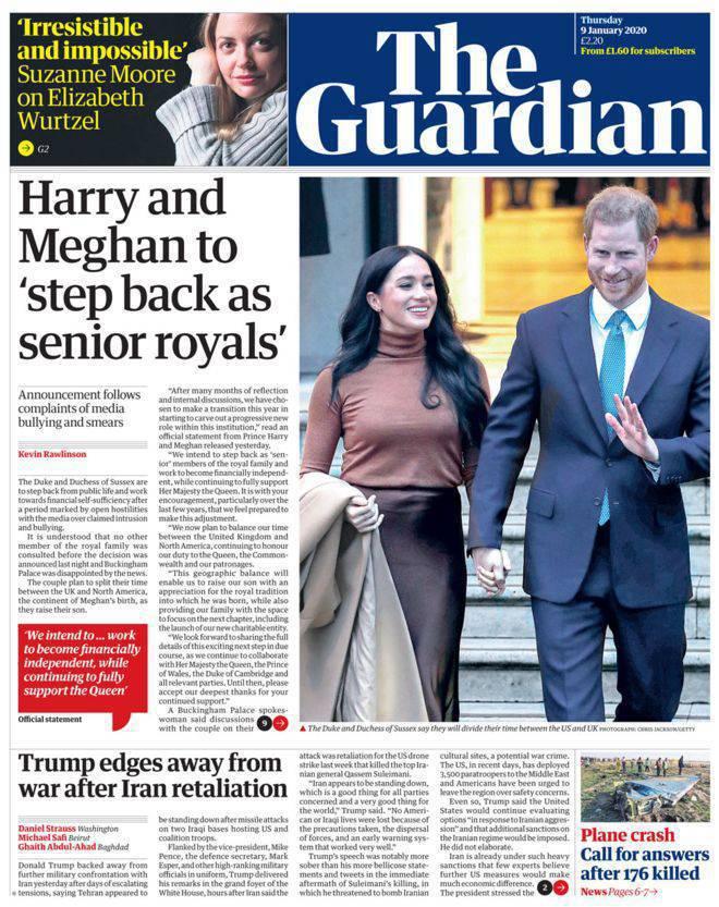 Zdjęcie (6) OFICJALNIE: Królowa opublikowała oświadczenie. Zapadła decyzja ws. Meghan i Harry'ego