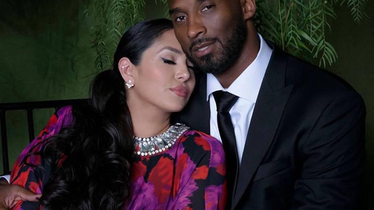 Vanessa Bryant i Kobe Bryant