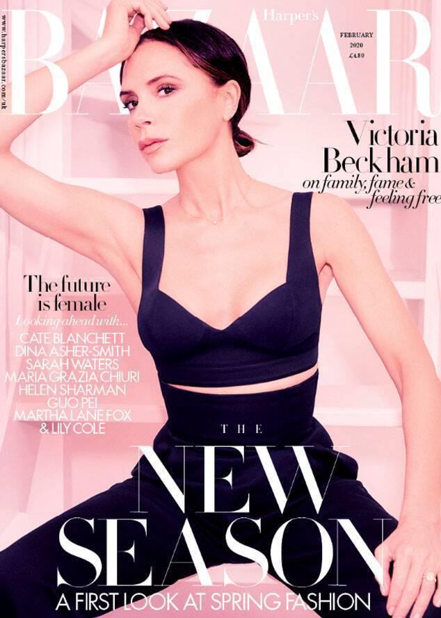 Victoria Beckam - Harper's Bazaar